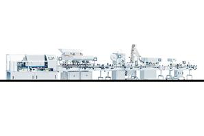 Tablet and Capsule Filling Line
