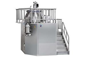 LHSG Series Wet Granulation Line